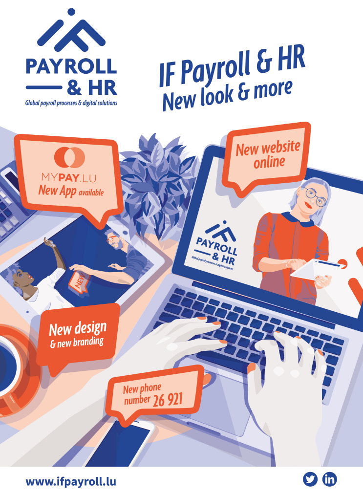 IF Payroll & HR - New look and more